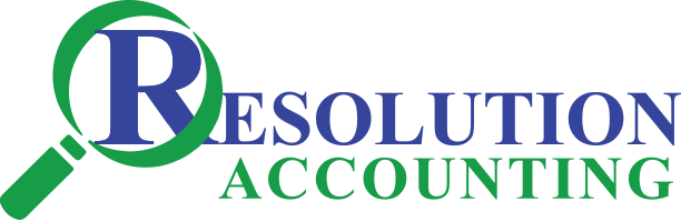 Resolution Accounting Logo